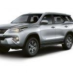 Toyota SW4 flex SRV 2018.