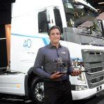 Alcides Cavalcanti, diretor comercial de caminhões Volvo no Brasil.