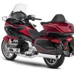 Honda Gold Wing.