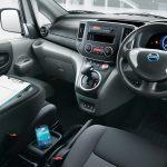 Nissan e-NV200 ganha bateria com maior autonomia e capacidade