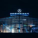 Campanha Mercedes-Benz | Peça para uma estrela.