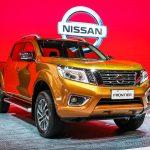 Nova geração da Nissan Frontier.