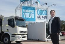 Rogério Kowalski, gerente de seminovos da Volvo.