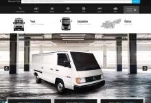 20 mai 16 - M-Benz cria site de venda de peças para veículos comerciais antigos