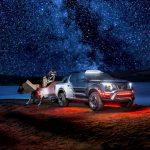 Conceito Nissan Navara Dark Sky Concept e apresentado no Salão de Hannover