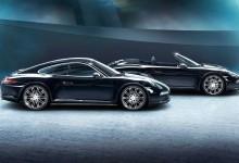 21 mai 15 - Porsche 911 Carrera e Boxster Black Edition