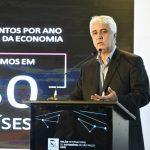 Paulo Octavio, Vice Presidente da Reed Exhibitions Alcantara Machado.