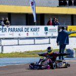 Flaviano Ramos, atual campeão Brasileiro, venceu uma e chegou em segundo na outra e foi o primeiro na F4.