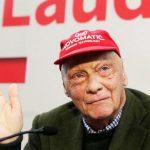 O tricampeão de F-1 Niki Lauda faleceu na noite desta segunda-feira.