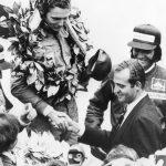 Vitória no GP da Espanha, em 1974.
