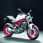 Ducati Monster 797.