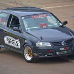 Paulson Arrossi, de Cascavel, é o novo recordista da categoria Dianteira turbo A.