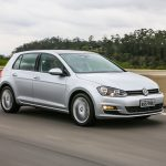 VW Golf Confortline TSi.