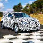 VW Novo Polo.