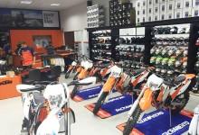 23 abr 15 - KTM inaugura revenda em Curitiba - 2