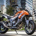 Honda CB 500X 2019.