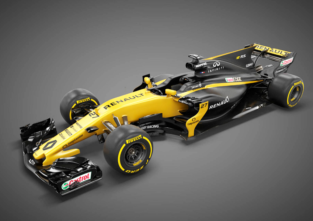 equipe renault sport de f 1 apresenta r em londres automanianet. Black Bedroom Furniture Sets. Home Design Ideas