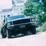 Ford Mustang GT em Bullitt - 1968.