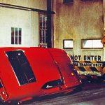 Ford Mustang Mach em Os Diamantes São Eternos - 1971.