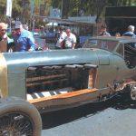 Carro de corrida, da década de 1920.