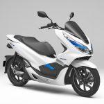Honda PCX Eletric.