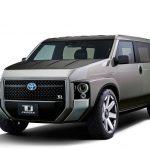 Tj Cruiser representa um novo gênero de crossover com características que unem elementos de van e SUV.