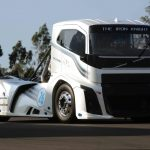 Iron Knight, o caminhão mais rápido do mundo.