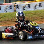 Thiago Dalan Ferreira, que disputará a Cadete, foi revelado pela Escolinha de Kart de Londrina.