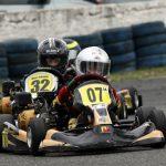 Rômulo Henrique venceu a categoria Mirim e passa a ser o novo líder do campeonato.