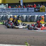 Quarta etapa da Copa Super Paraná de Kart será no fim de semana.