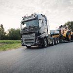 Novo Volvo FH16 Europa.