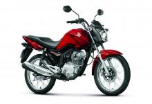 Honda CG Fan 150 ESDi.