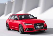 Audi RS 6 Avant 2015.