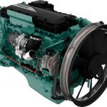 Motor Volvo TAD843VE.