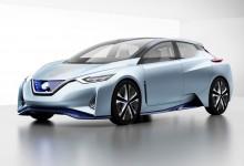 Nissan IDS Concept es un vehículo que engloba la visión de la compañía sobre el futuro de la conducción autónoma y los vehículos cero emisiones.