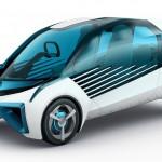 Conceito Toyota FCV.