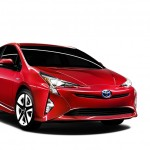 Novo Toyota Prius.