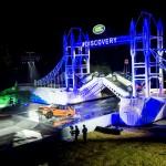 Novo Land Rover Discovery é atração em Paris.