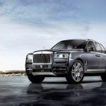 Rolls-Royce Culliman.