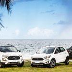 Ford EcoSport e Ka 1.0 FreeStyle.