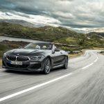 BMW Série 8 Conversível.