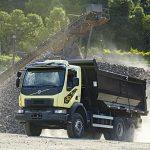 Volvo VM 32 toneladas.