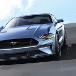 Ford Mustang 2018.
