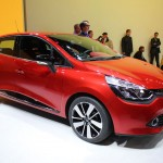 Novo Renault Clio reestilizado.