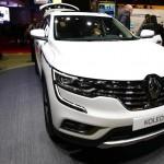 Novo Renault Koleos.