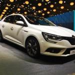 Novo Renault Megane Sedan.