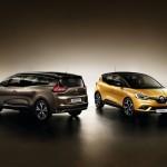 Novo Renault Scenic Longo.