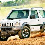 Suzuki começa a produzir o Jimny no Brasil em 2012.