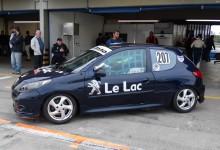 Peugeot 207 1.6 da categoria T2.