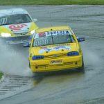 Alexandre Frankenberger e Rafael Bastos tiveram problemas de freios.